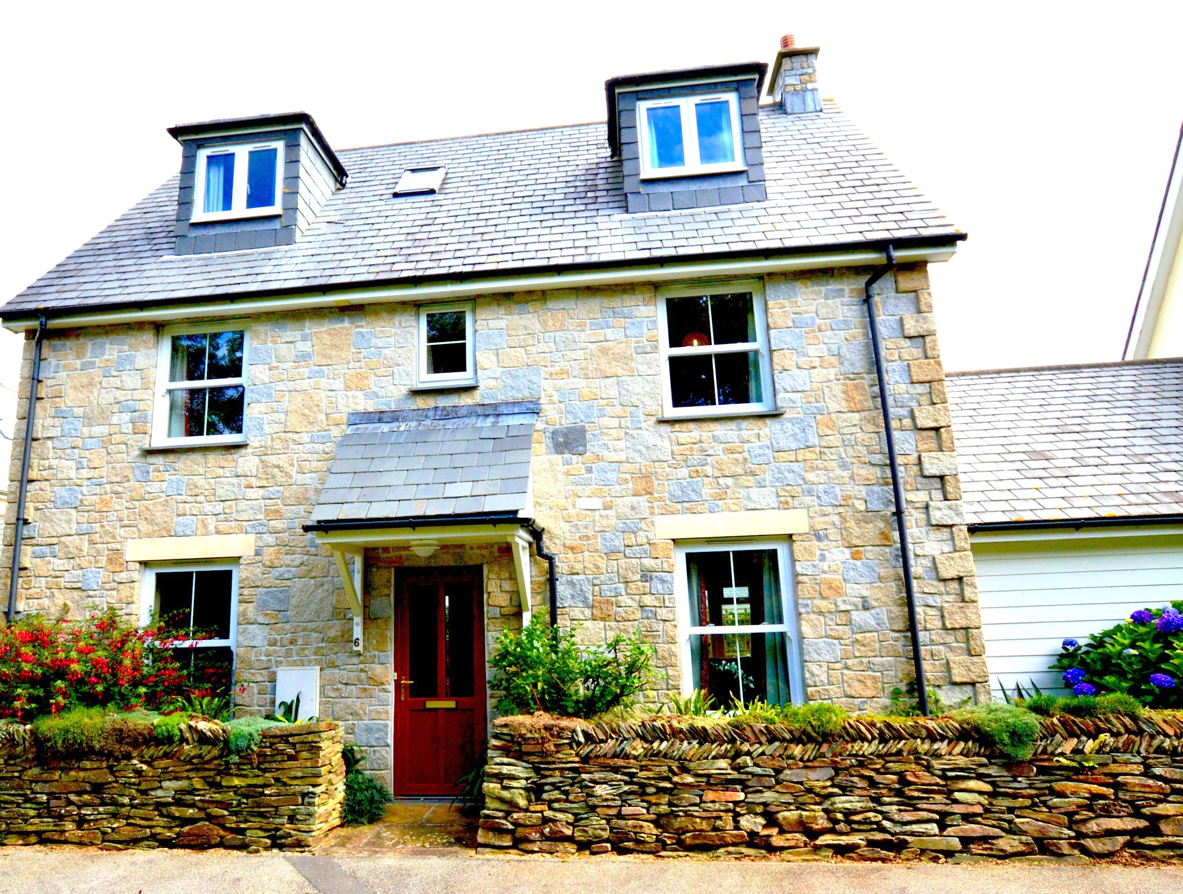 Oystercatcher Cottage Luxury St Ives Hol Pure Cornwall