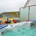 West away Portreath Nr Porthtowan Beach Holiday By The Sea Contemporary 5 star cottage holiday in Cornwall 11
